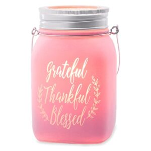 Grateful, Thankful, Blessed Scentsy Warmer