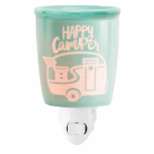 Happy Camper Scentsy Plugin Mini Warmer