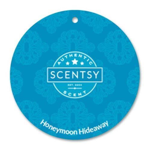 Honeymoon Hideaway Scent Circle