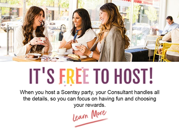 Book A Scentsy Party