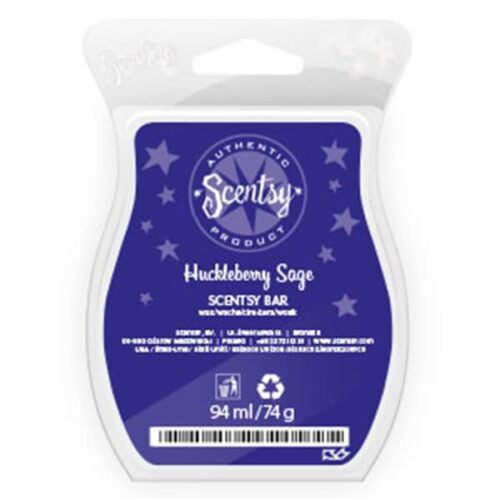 Huckleberry Sage Scentsy Bar