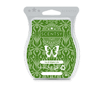 Ivy & Water Lily Scent Of The Month
