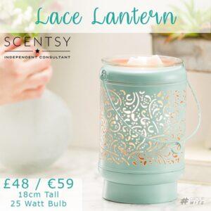 Scentsy Lace Lantern UK