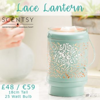 Scentsy Lace Lantern UK