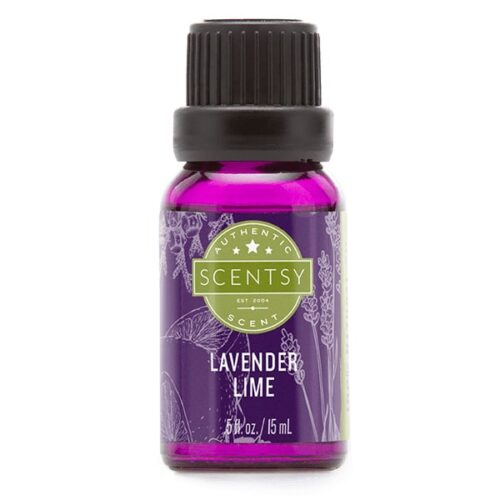 Lavender Lime 100% Natural Oil