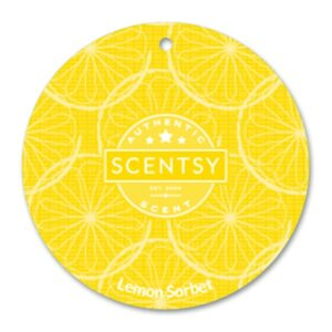 Lemon Sorbet Scent Circle