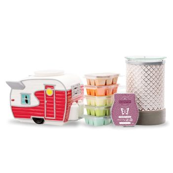 Perfect Scentsy – 2 x £55 Warmer & 6 Bar Multi-Pack
