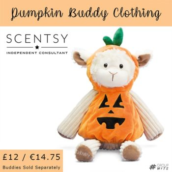 Pumpkin Buddy Clothing UK and Europe
