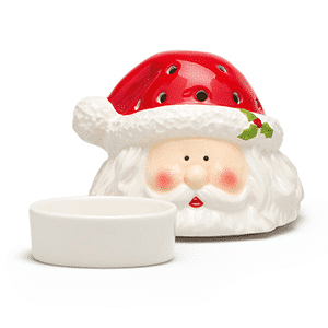 Santa's List Warmer Dish