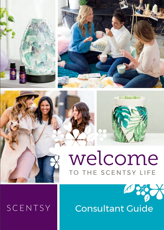 Scentsy UK & Europe Consultant Guide