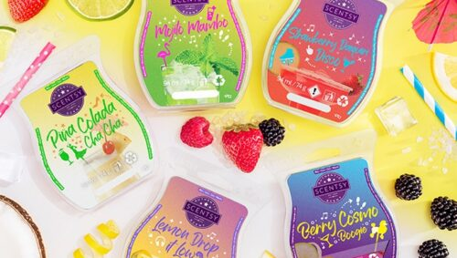 Scentsy Let's Dance Collection