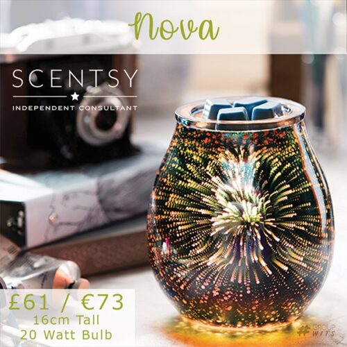 Scentsy Nova UK and Europe