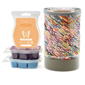 Scentsy System – 1 x £55 Warmer & 3 Bar
