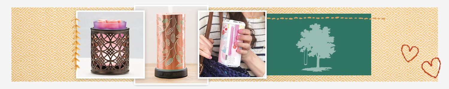 Scentsy Warmers & More