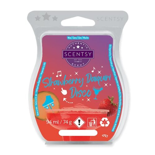 Strawberry Daiquiri Disco Scentsy Bar