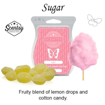 Scentsy Sugar Scented Wax Bar