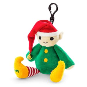 Elliot Elf + Very Merry Cranberry Fragrance Scentsy Buddy Clip