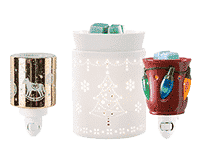 Scentsy Christmas Collection