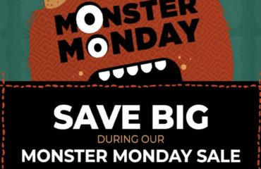 Scentsy Monster Monday Flash Sale
