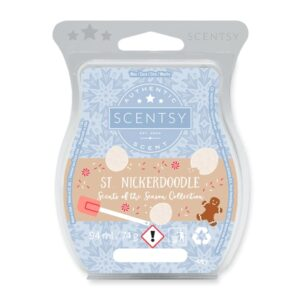 St. Nickerdoodle Scentsy Bar