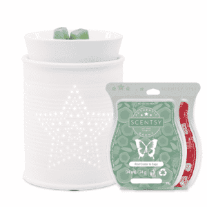 Starry Tin Can Warmer Gift Bundle