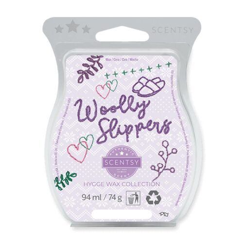 Woolly Slippers Scentsy Bar