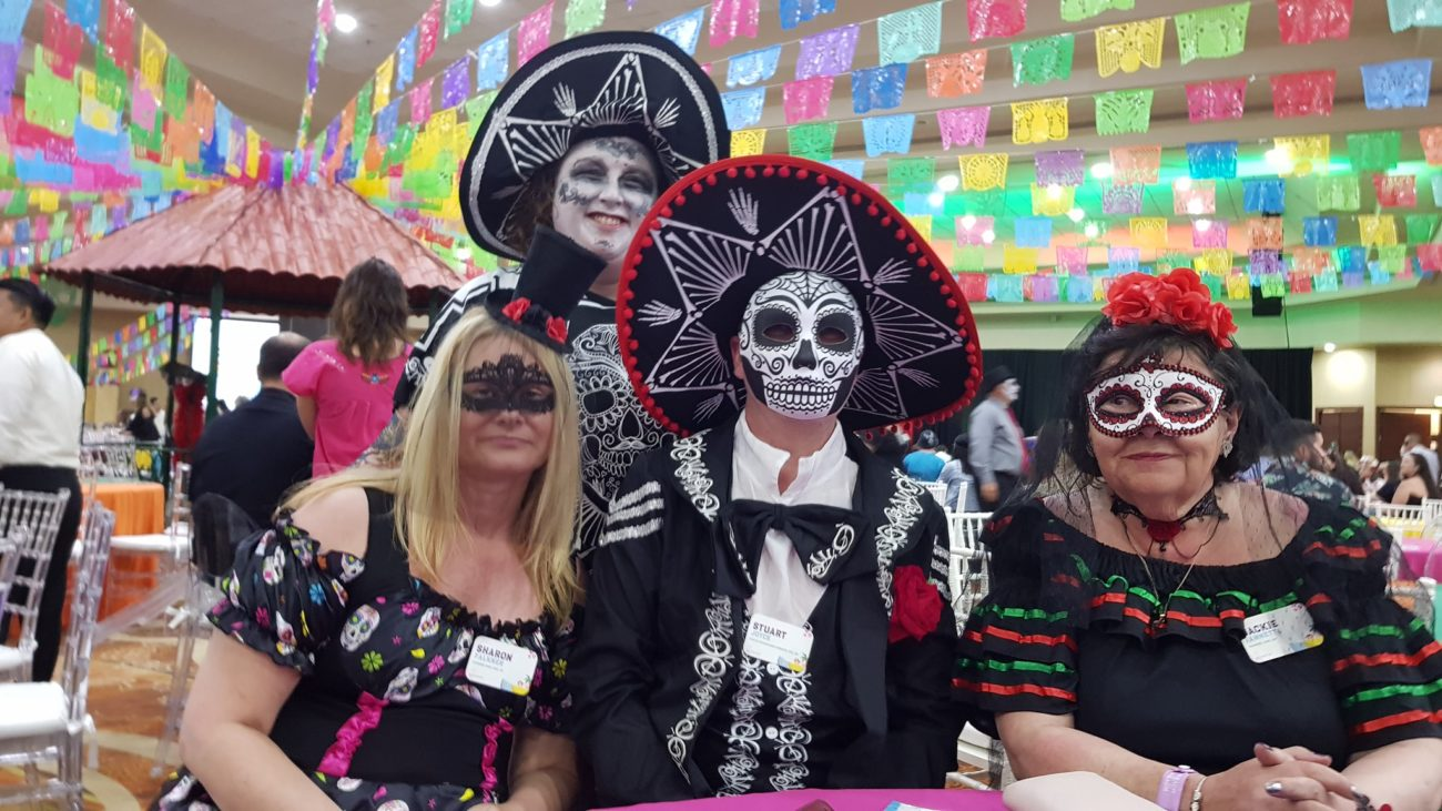 Day Of The Dead Scentsy Dinner