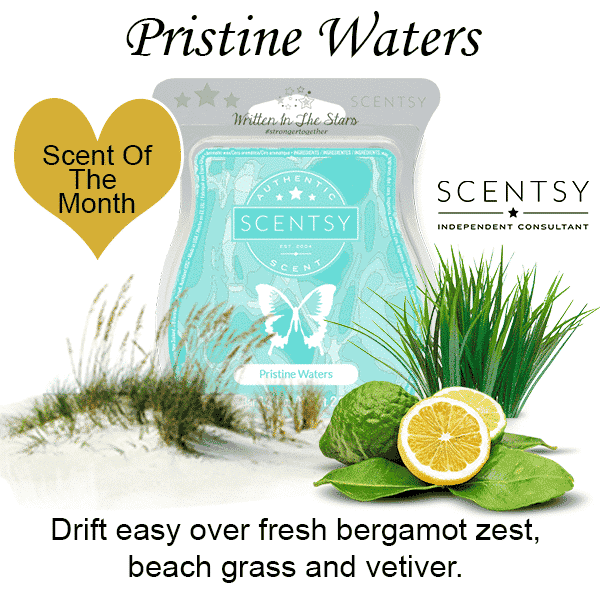 Pristine Waters Scented Wax
