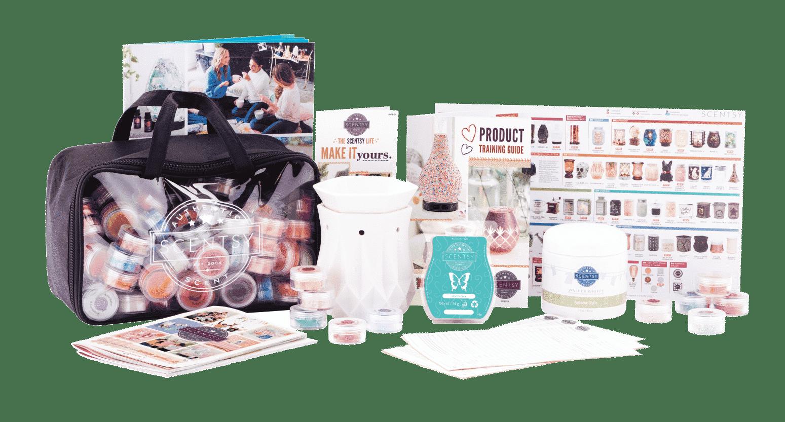 Host Scentsy Starter Kit