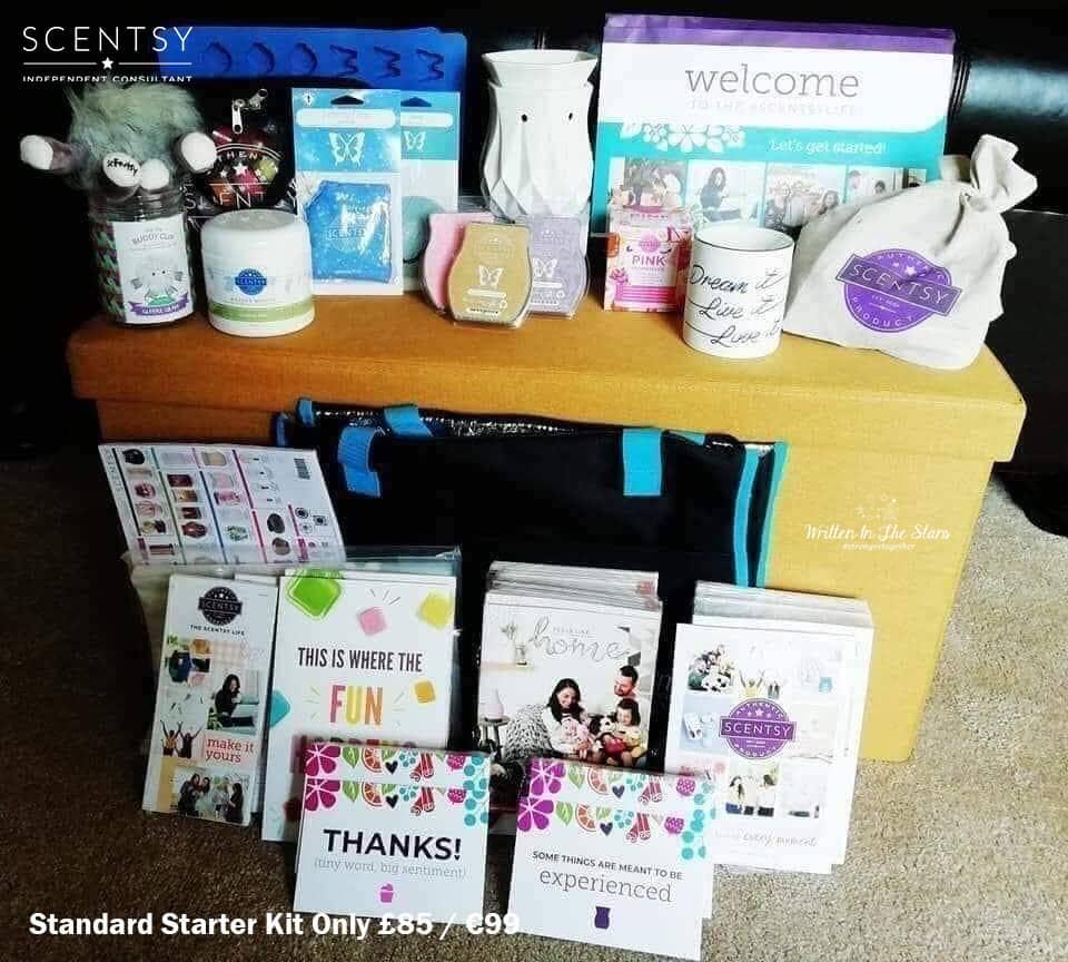 Standard Starter Kit Only £85 / €99