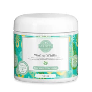 Aloe Water & Cucumber Washer Whiffs