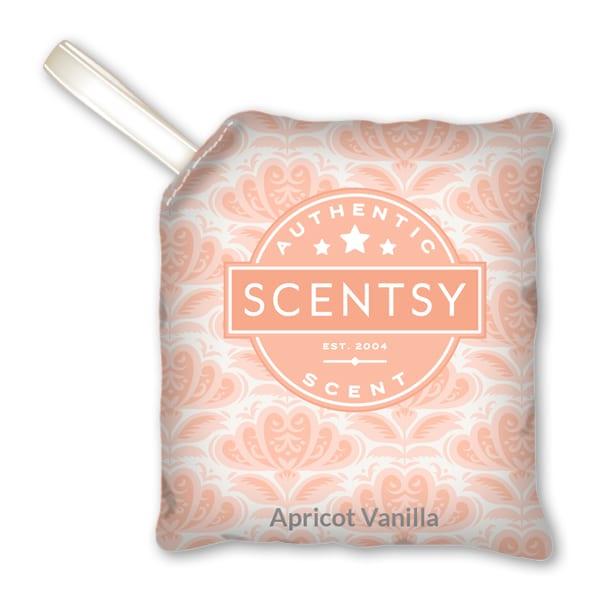 Apricot Vanilla Scent Pak