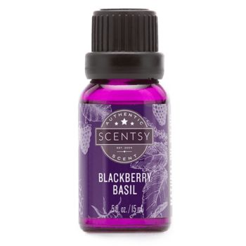 Blackberry Basil Natural Oil Blend