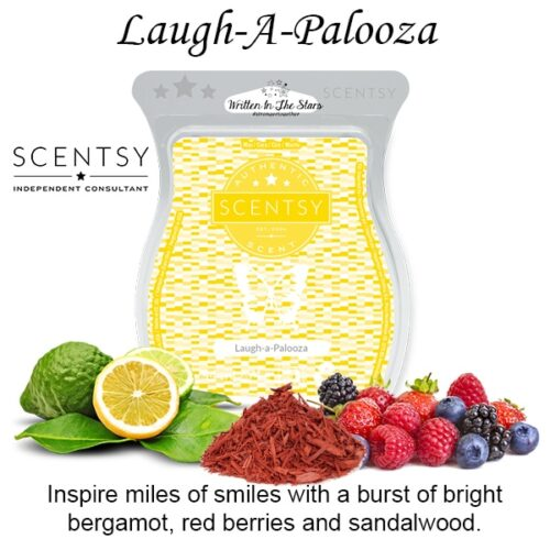 Laugh-A-Palooza Scentsy Wax Melt Bar