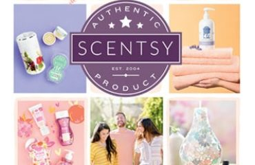 Scentsy UK Catalogue 2019