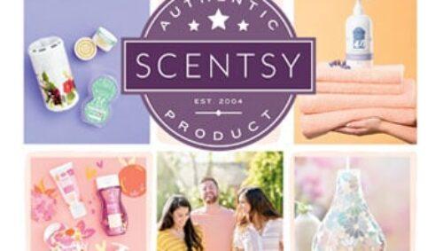 Scentsy UK Catalogue 2019