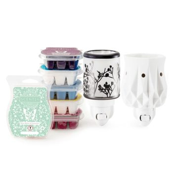 Perfect Scentsy - £24 Warmers