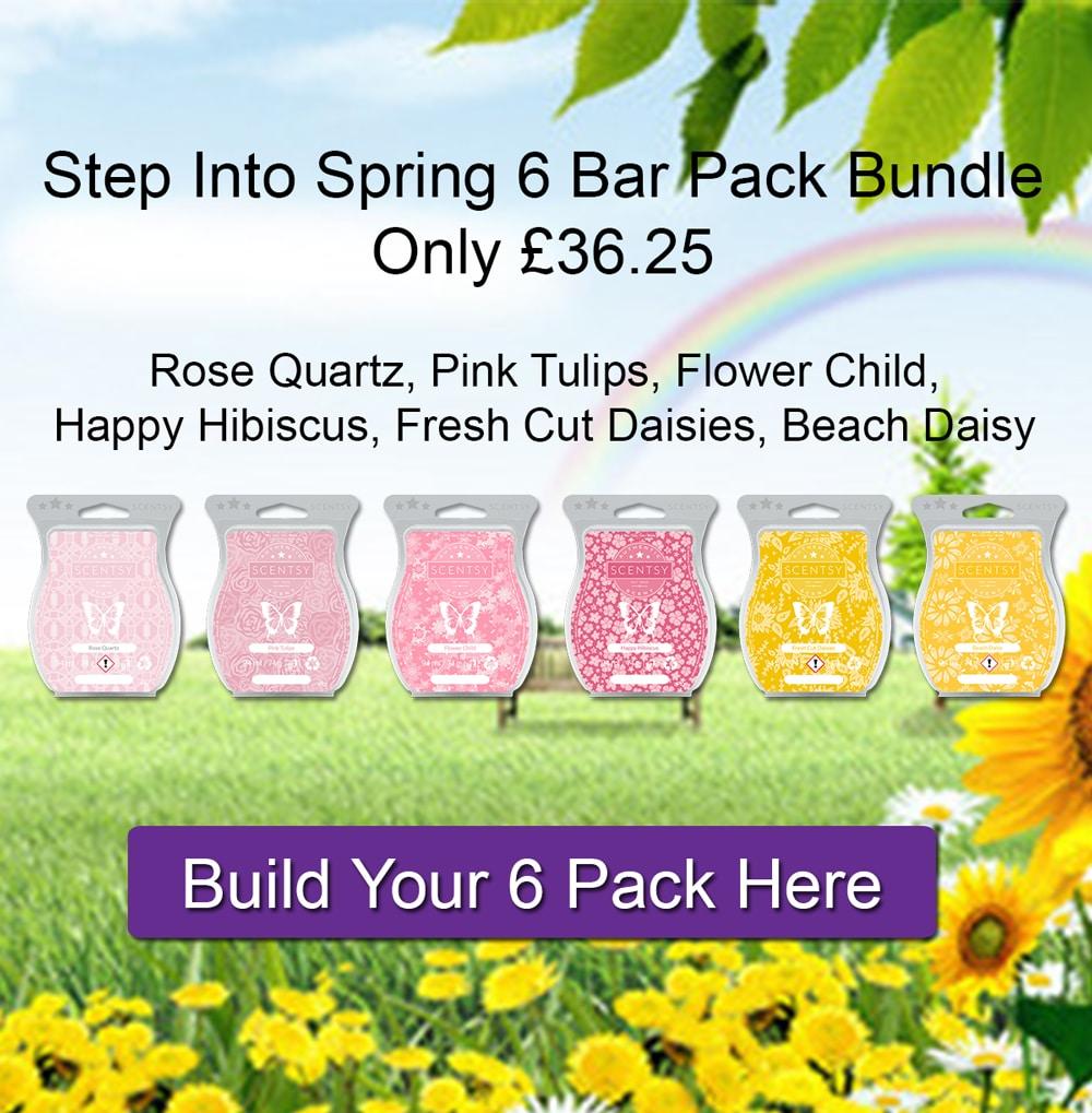 Scentsy Spring Bundle