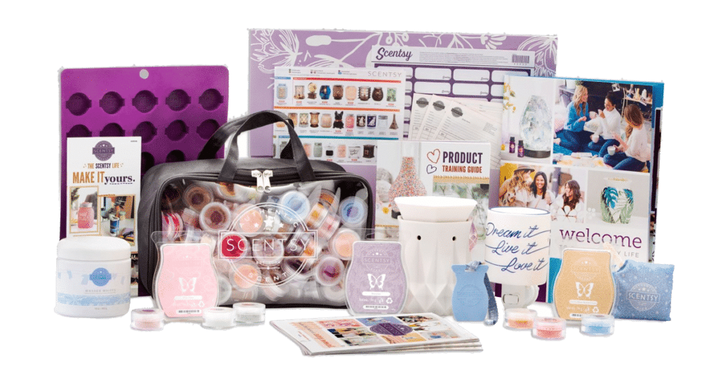 Scentsy UK & Europe Spring Summer Starter Kit