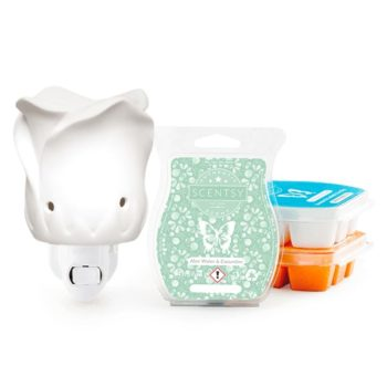 Scentsy System - £24 Warmers