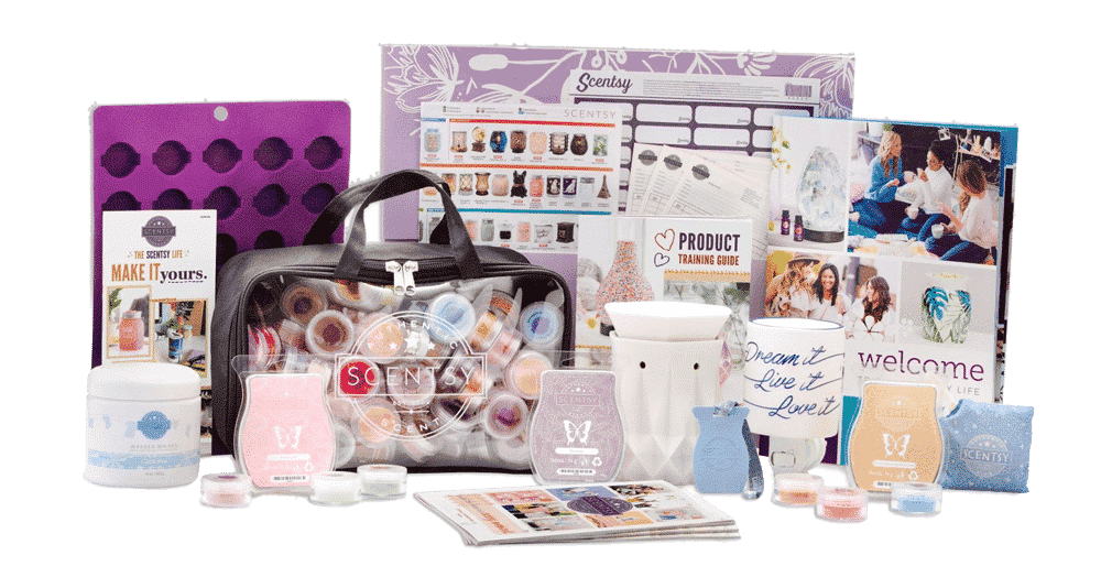 Scentsy UK & Europe Starter Kit Spring Summer 2019