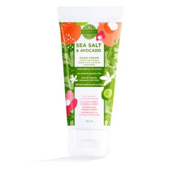 Sea Salt & Avocado Hand Cream