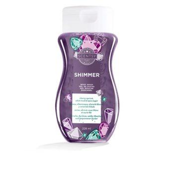 Shimmer Body Wash