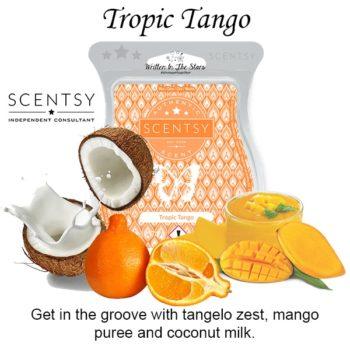 Tropic Tango Scentsy Wax Melt Bar
