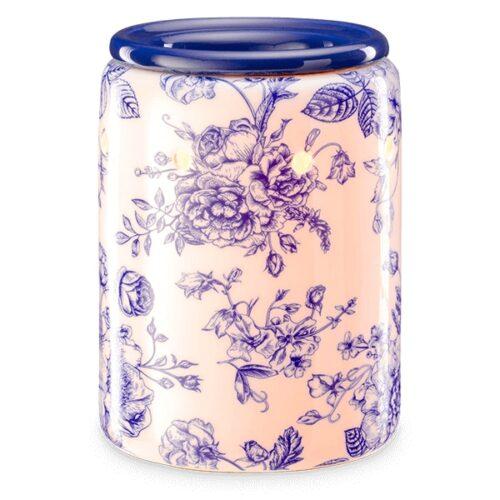 Vintage Floral Scentsy Warmer