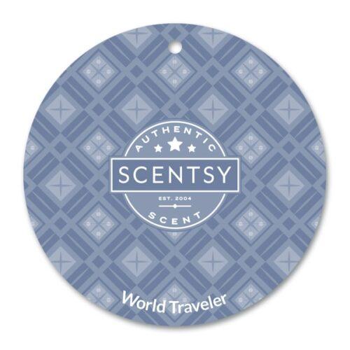 World Traveler Scentsy Scent Circle