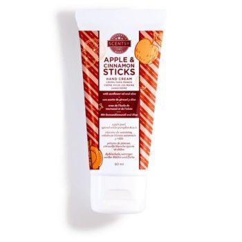 Apple & Cinnamon Sticks Hand Cream