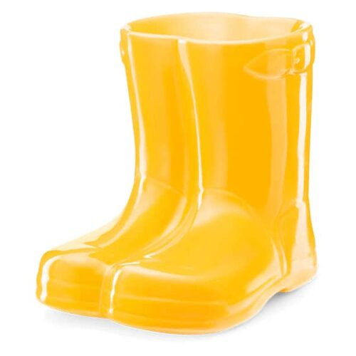 Scentsy Yellow Wellies Warmer