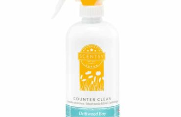 Driftwood Bay Scentsy Counter Clean
