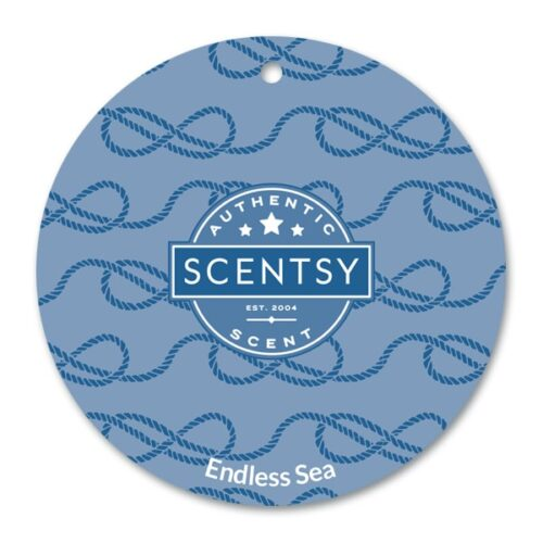 Endless Sea Scentsy Scent Circle